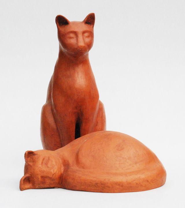 Katte i rødler_3993